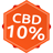 Olej CBD 10% - CBD Normal