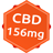 Olej kokosowy CBD, 30ml - CBD Normal