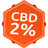Olej CBD 2% - CBD Normal