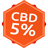 Olej CBD 5% - CBD Normal