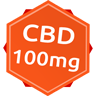 CBD e-liquid 1%, smak konopi, 10ml - CBD Normal