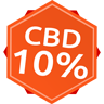 Olej CBD 10%, 30 ml (3x10ml) - CBD Normal