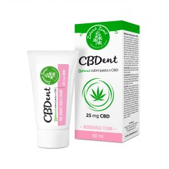 cbdent - pasta do zębow z cbd, 50 ml